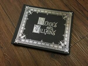 Once Upon a Time MINI Hero and Villains book replica (Read description)