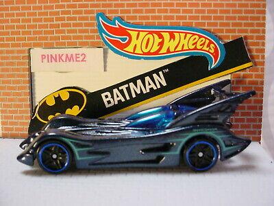 2019 Batman Design Batmobile Mitternachtsblau/Grau Locker