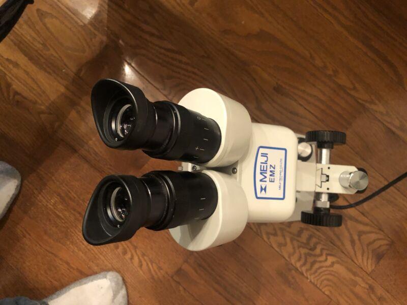 Meiji EMZ-10 Microscope