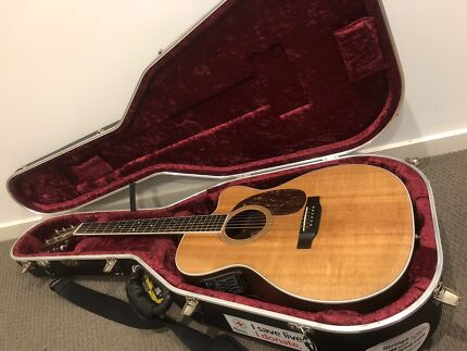 Martin 000C-16RGTE Premium Blend Made in USA w/ Hiscox Custom Hardcase