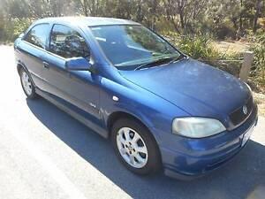 2002 Holden Astra Hatchback ONLY 125000 KLMS!! REG/ROADWORTHY! Moorabbin Kingston Area Preview