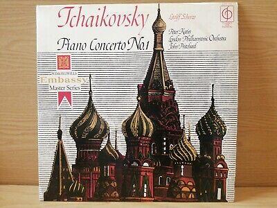 Tchaikovsky Piano Concerto No.1,Peter Katin London Philharmonic Orchestra, John
