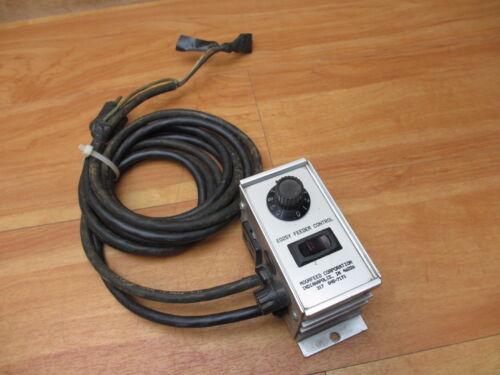 Moorfeed E025Y Feeder Control Vibratory Controller