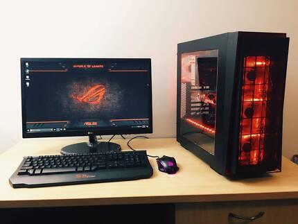 ✰ XTREME INTEL CORE I7 ✰ GTX 1060 ✰ GAMING DESKTOP PC ✰