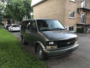 Chevrolet Astro 4.3 1996