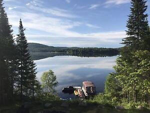 Chalet Bois Ronds au Lac Supérieur (RDJ)