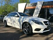 Mercedes-Benz  Coupe E 200 AMG SPORTPAKET LED NAVI PANO 1.HAND