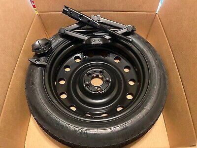 "11-19 Dodge Charger Chrysler 300 18"" Steel 18X4 Spare Tire T145/80D18 Jack Set"