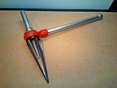 Ridgid Striaght Pipe Reamer 12 To 3 Cap. For Threader