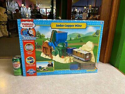 BIG Thomas & Friends NIP New Trackmaster Railway Train System SODOR COPPER MINE