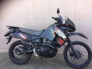 2013 Kawasaki KLR650 Adventure Bike Parramatta Park Cairns City Preview