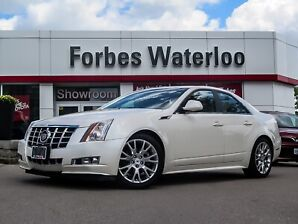 2013 Cadillac CTS 1 OWNER! 3.6 PREMIUM PACK LOW KMS!!