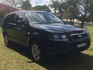 2009 Ford Territory, SY series 2 TX, 7 seater, LONG REG, low kms, Blacktown Blacktown Area Preview