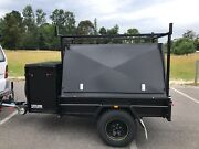 6x4 Tradesman Trailer 1.4 Tonne 900mm High Canopy Narre Warren Casey Area Preview