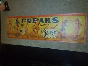 Carnival Banner | eBay