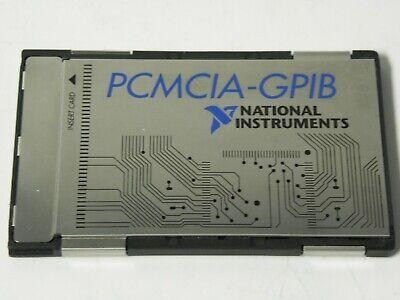 National Instruments Pcmcia-gpib Card