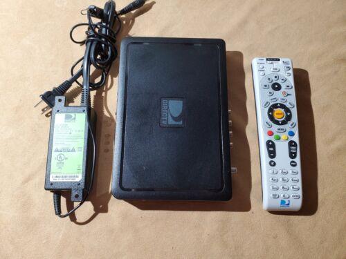 DIRECT TV HD MODEL H25-100 SATELIITE RECEIVER w/ REMOTE, POWER CORD DirectTV