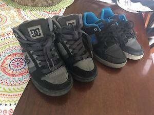 Youth size 2 DC sneakers