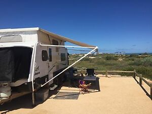 CARAVAN HIRE MOUNT MARTHA - 2014 Jayco Expanda 17.56-1 OB Mount Martha Mornington Peninsula Preview