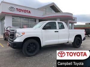 2015 Toyota Tundra SR 5.7L V8--4X4-- DOUBLE CAB--CRUISE--REAR CA