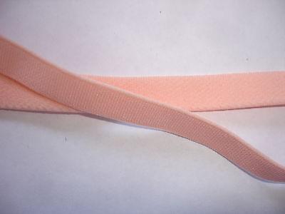 10m Gummiband 0,22€/m apricot, Trägerband 10mm breit   MP10