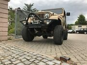 Jeep CJ 5 Georgia Mudder Monster