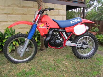 1983 CR 250 Kincumber Gosford Area Preview