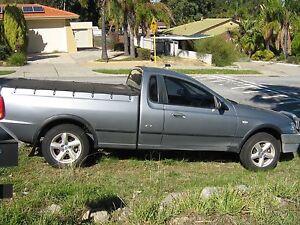 2005 Ford Falcon Ute Spearwood Cockburn Area Preview