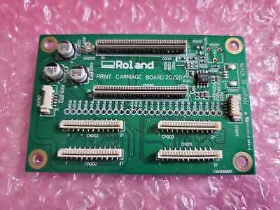 Generic Print Carriage Board For Roland Sp-300 Sp-300v Sp-540v Flj-300