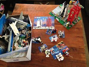 Space themed Lego Systems from the 1990s