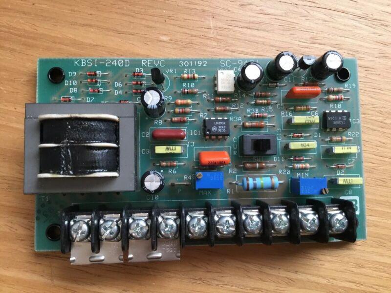 KB ELECTRONICS KBSI-240D KBSI240D NEW IN BOX