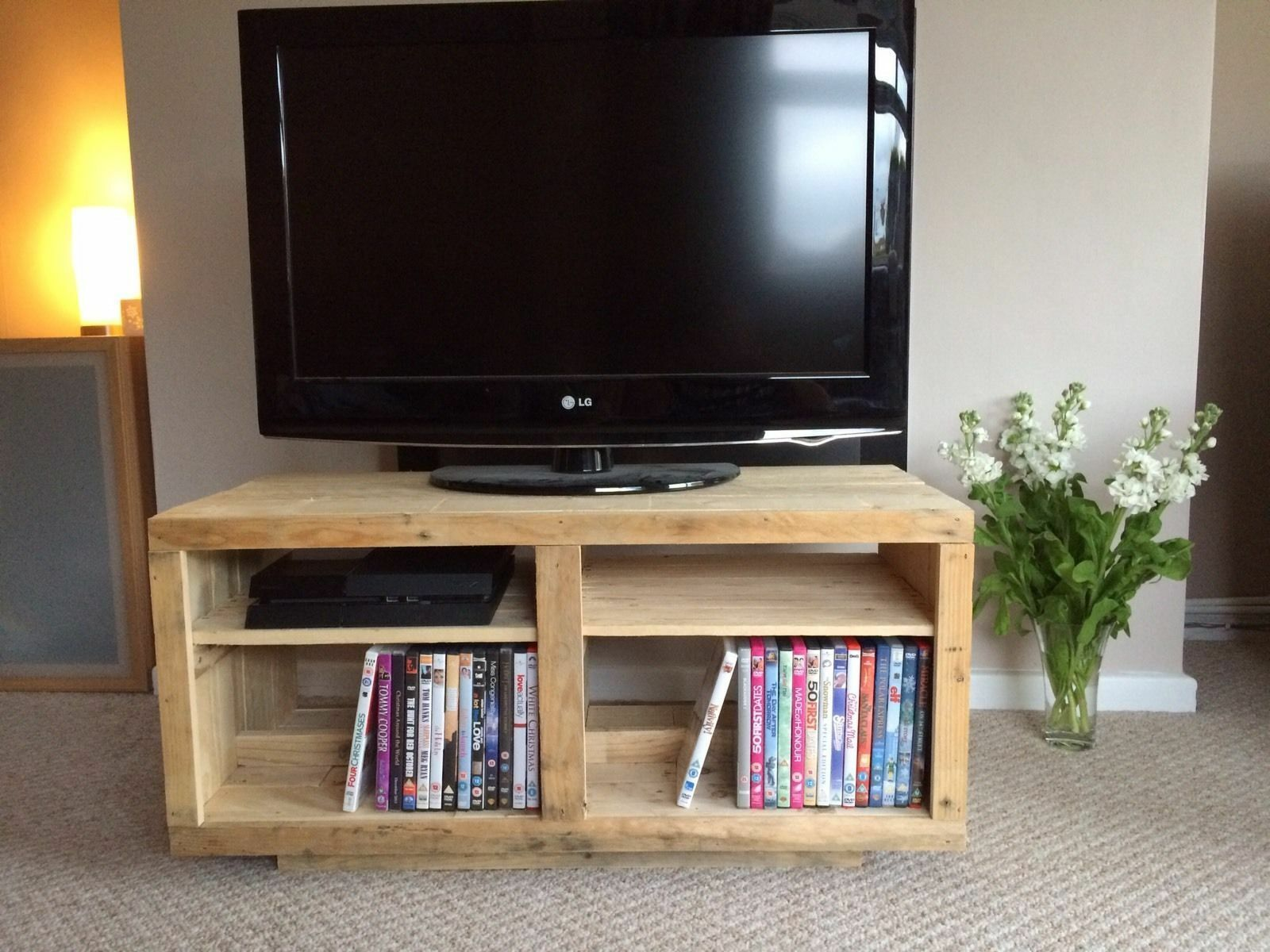 How to build a tv stand out of wood ebay for How to build a stand