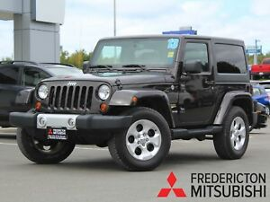 2013 Jeep Wrangler Sahara 4X4 | HEATED SEATS | NAVIGATION