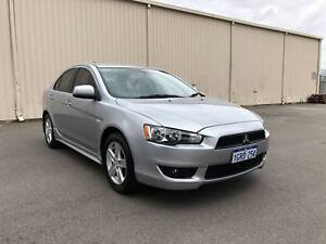 2007 MITSUBISHI LANCER VR   MINT CONDITION  1 YEAR FREE WARRANTY