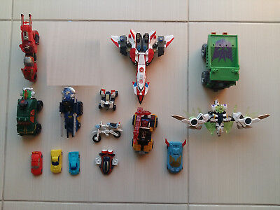 Transformers Energon & Cybertron Lot 100% Complete