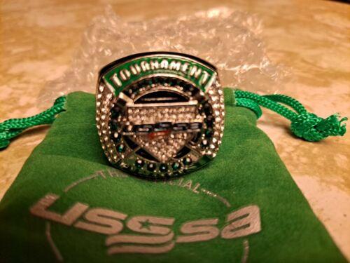 USSSA Tournament Finalist RING Sz 10 - $20.00