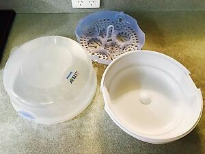 Philips Avent Microwave Baby Bottles Steriliser Cleveland Redland Area Preview