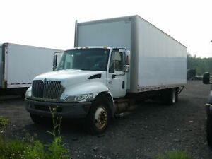 2008 International 4300 TRANSPORT