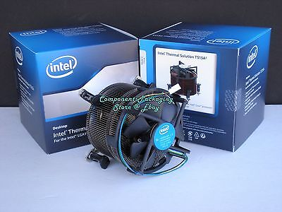 Intel Socket LGA1151 Heatsink CPU Fan for Core i7 i5 Processors PN: BXTS15A New