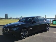 2009 BMW 750Li V8 TWIN TURBO. FINANCE AVAILABLE Biggera Waters Gold Coast City Preview