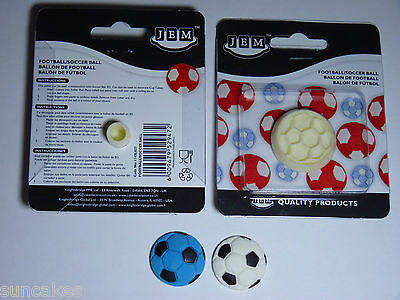JEM Icing Fondant Sugar Paste Cutter Football Soccer Ball Sports
