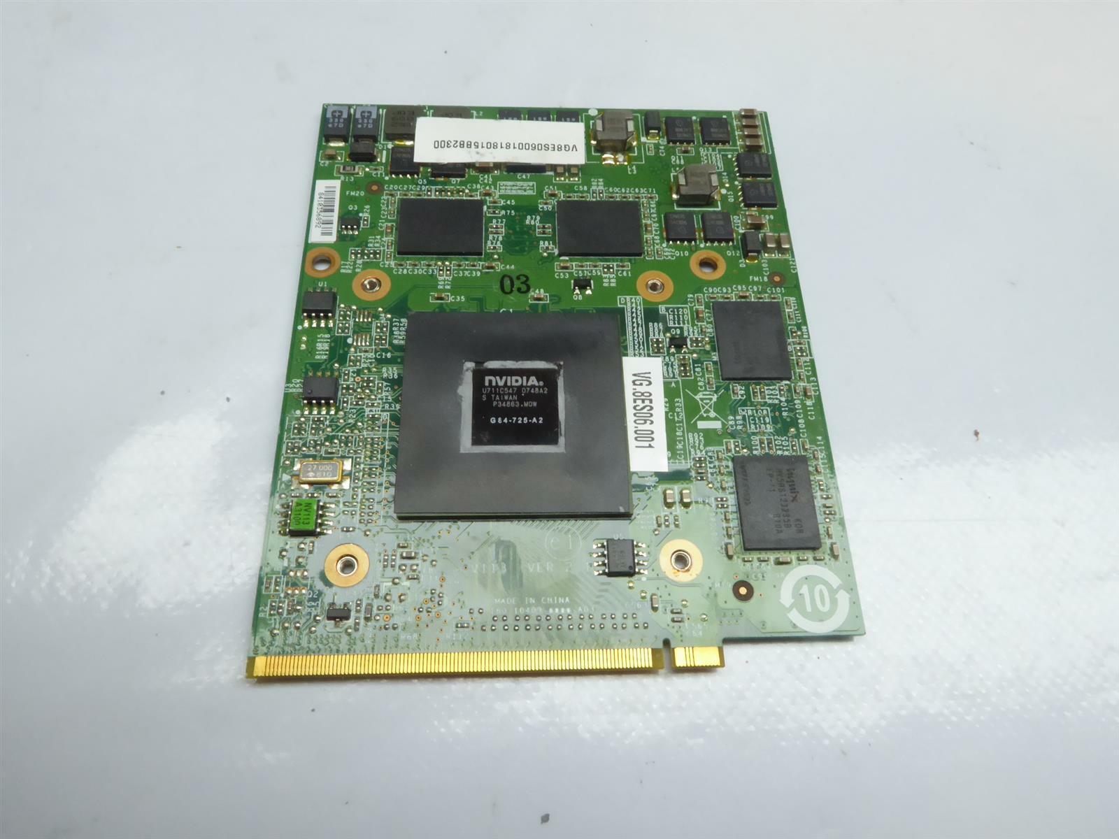 Acer Aspire 8920G Nvidia GF 9650M Grafikkarte VG.8ES06.001 #70593