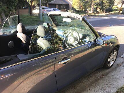 2005 MINI Cooper Cabrio (convertible)