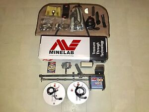 Metal Detector Minelab GPX 5000 East Fremantle Fremantle Area Preview
