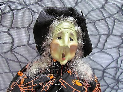 2016 Byers Choice Exclusive Halloween Wilhelmena Witch ~ Brand New!