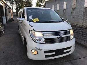 Nissan e51 elgrand parts wrecking 2008 elgrand parts e51 Kingswood Penrith Area Preview