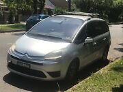2008 Citroen C4 Picasso Wagon Killara Ku-ring-gai Area Preview