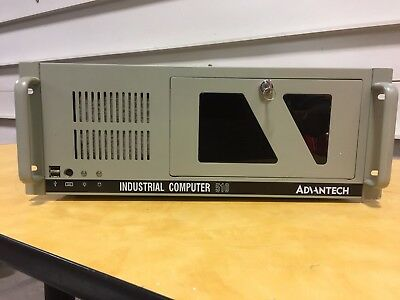 Advantech Industrial Computer 510 With Envidas Ultimate License Hasp Windowsxp