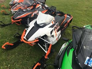 Arctic Cat M8000 Financing Available
