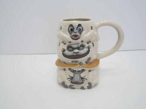 Disney Raya and the Last Dragon Movie Ongis Monkey Totem Ceramic Mug *NEW*